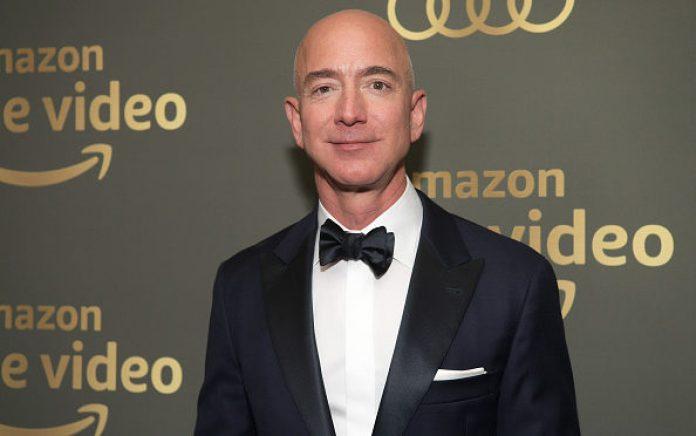 BREAKING: Jeff Bezos Becomes World's First $200 Billion Man