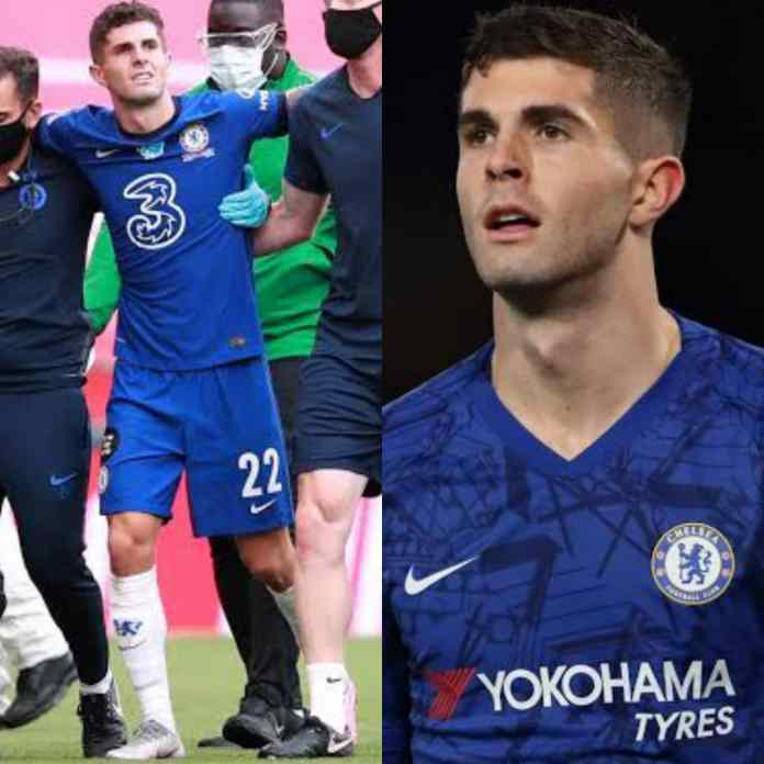 #CHEBAY: Ćhelsea Christian Pulisic Ruled Out Of Bayern Munich Champions League Tie