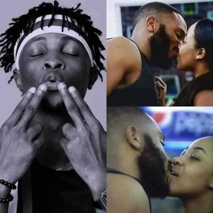 #LayconOurRomeo: It's Irritating Whenever Kiddwaya And Erica Kiss In My Presence, Says #Laycon