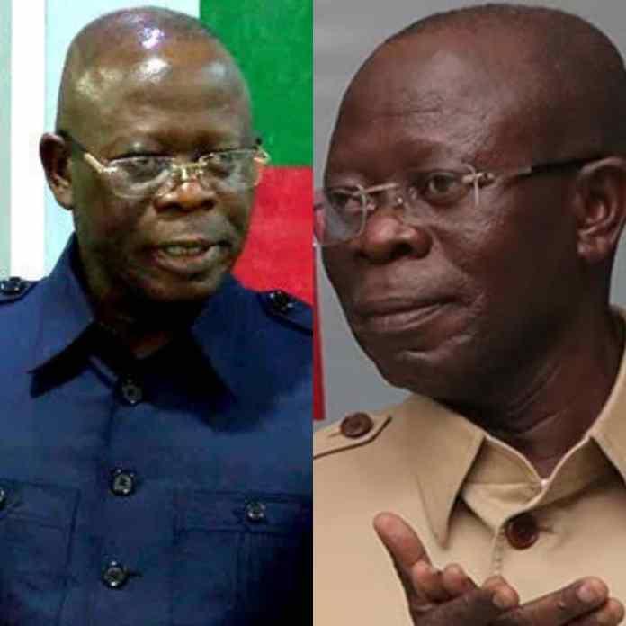 """ Adams Oshiomhole Infected APC With Political #COVID-19"", Says Orbih"