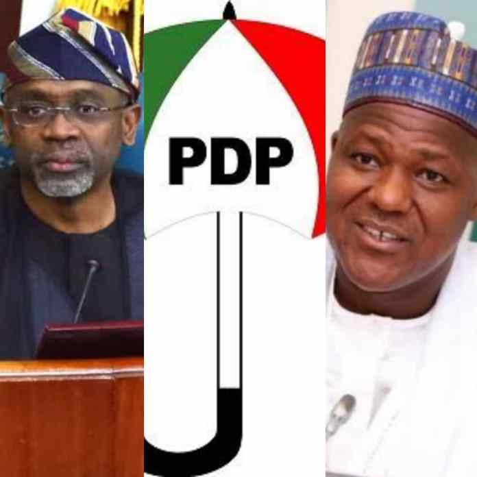 """PDP To GBAJABIAMILA """" Declare Yakubu Dogara's Seat Vacant Or Face Legal Action """""""