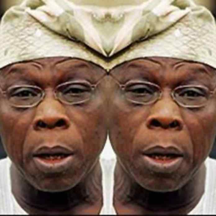 OBASANJO To NIGERIAN YOUTHS: Squeeze Old Political Leaders Out Of Office