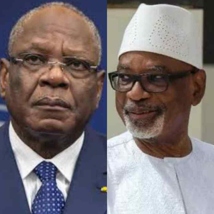 VIDEO: Watch As Soldiers Arrested Mali President, Ibrahim Boubacar Keïta