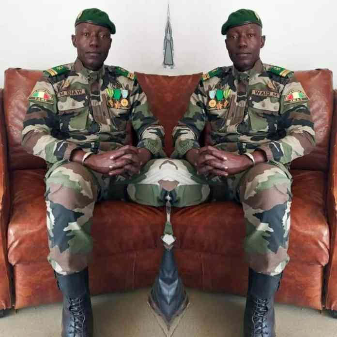 Meet Malick Diaw, 25-Year-Old Colonel Who Led Mali Coup