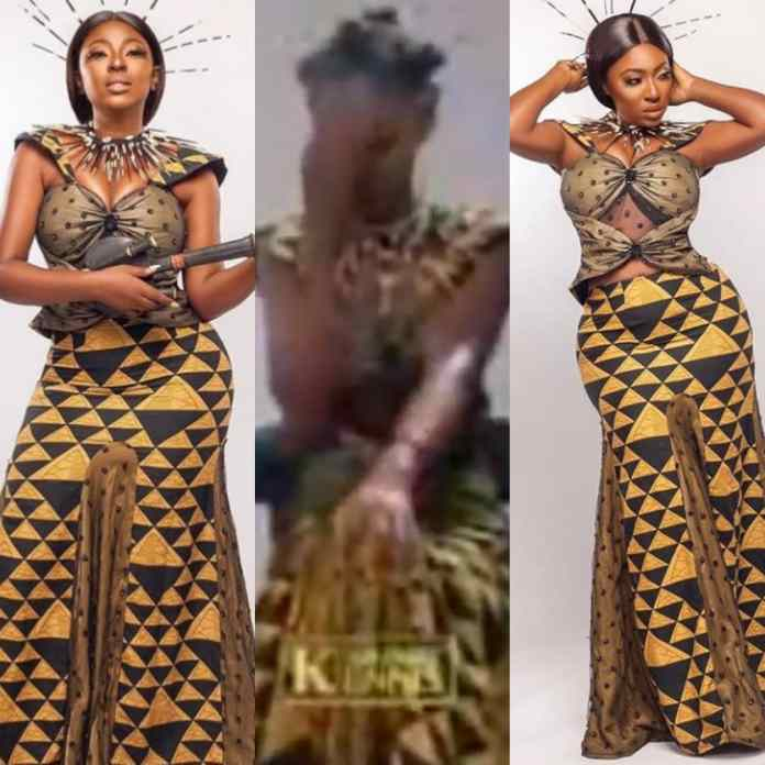 THROWBACK!!! After 16-Years Yvonne Jegede Recreates The Look She Wore For Tuface Idibia 's African Queen [PHOTOS]
