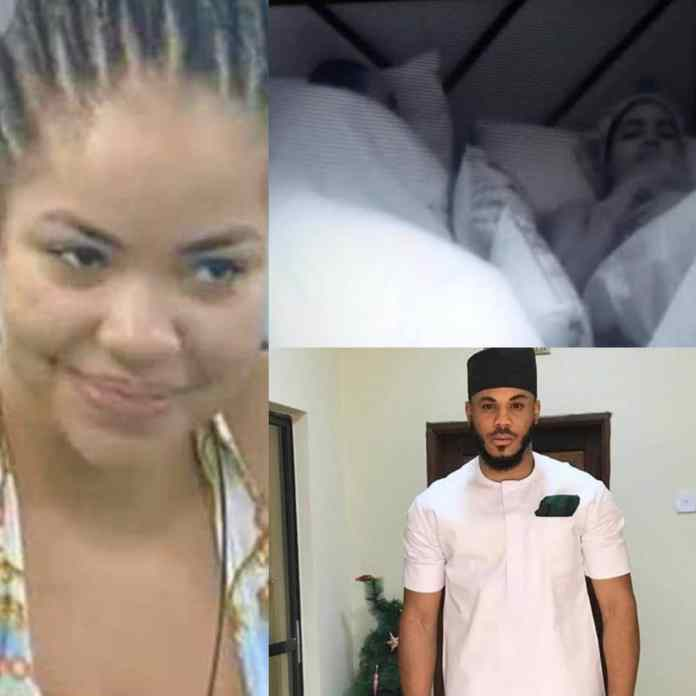 #bbnaijalockdown2020: Viewers Slams Nengi For Separating Herself From Ozo With Pillow On HoH Bed