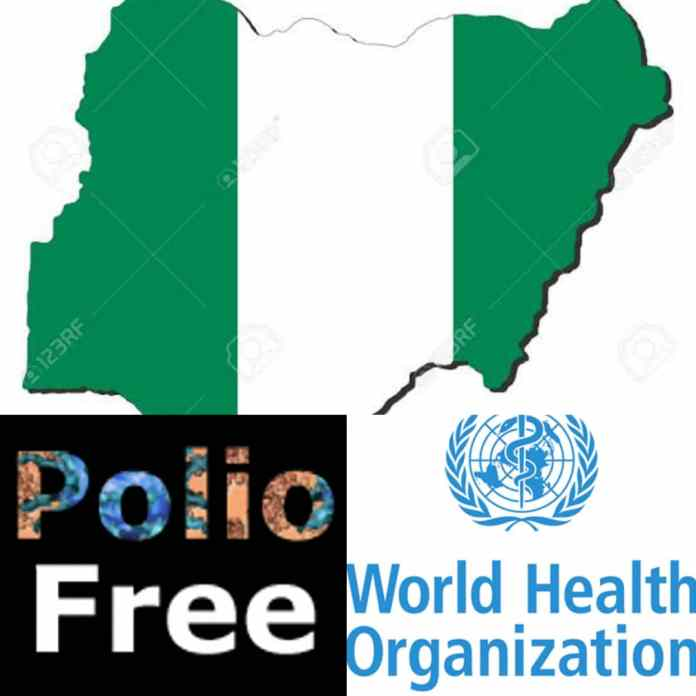 ITS OFFICIAL!!! Africa, Nigeria Declared Polio-Free