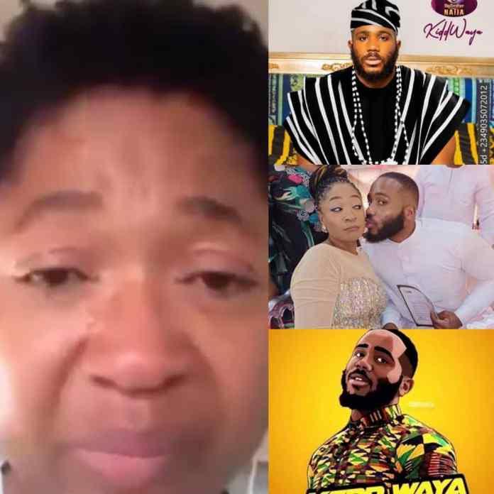 Am Pround Of My Son, Kiddwaya's Mum Shed Tears In Emotional Video - #bbnaijalockdown2020