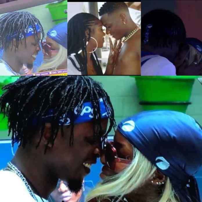 #BBNaijaLockdown: Fans Compare Laycon And Wathoni To Wizkid And Tiwa After #PepsiBBNTurnUp Challenge