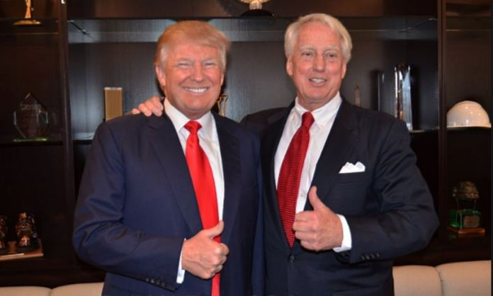President Trump's Younger Brother, Robert Trump Is Dead
