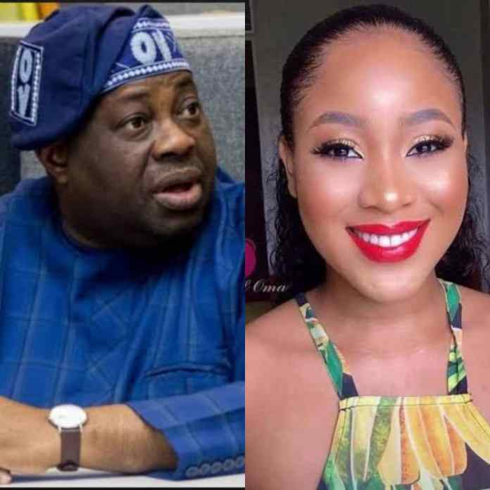 Erica Reveals To Dele Momodu Why She Went For #BigBrotherNaijaLockdown2020