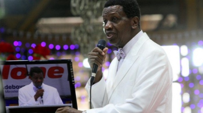 What Nigeria Must Do To Forestall Break Up, RCCG Adeboye Reveals