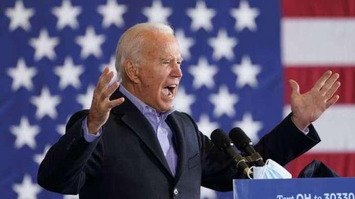 Joe Biden Breaks Silence Over Election Results - #ElectionResults2020