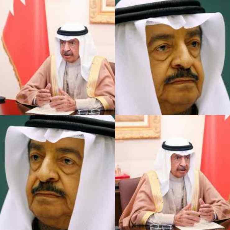 Prince Al-Khalifa, The World's Longest-Serving Prime Minister Is Dead