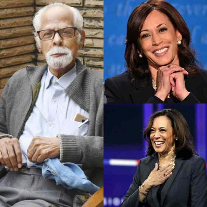 'Kamala Harris Will Be US President In 2024', Uncle Boasts - #KamalaHarris