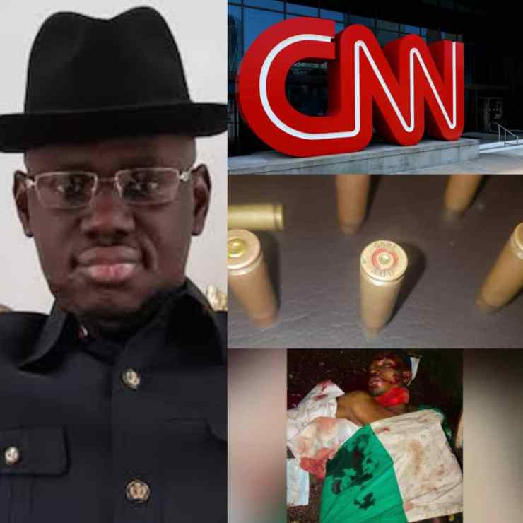 #EndSARS: Ex-APC Chieftain Lauds CNN's Report On Lekki Tollgate Shootings