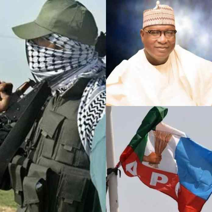 VIDEO: Sad Moment Gunmen Murdered Kidnapped Nasarawa APC Chairman