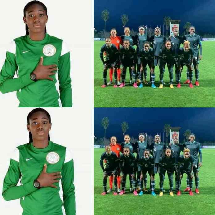 BREAKING: Asisat Oshoala Bag 4 As Super Falcons Humiliates Equatorial Guinea In 9-Goal Triller