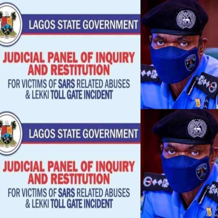 BREAKING: Lagos #EndSARS Panel Summons IGP Mohammed Adamu