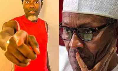 BREAKING: Reno Omokri Vows To Reveals Name And Address Of Buhar's Doctors If...#HarassBuhariOutofLondon