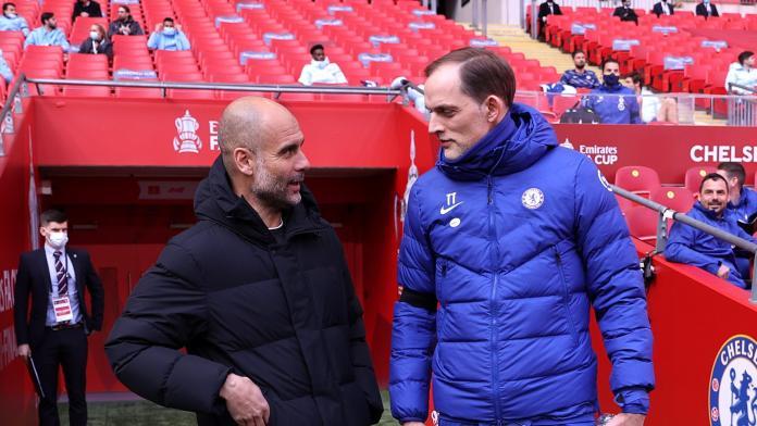 ManCity's Pep Guardiola Warns Tuchel Ahead #ChampionsLeagueFinal
