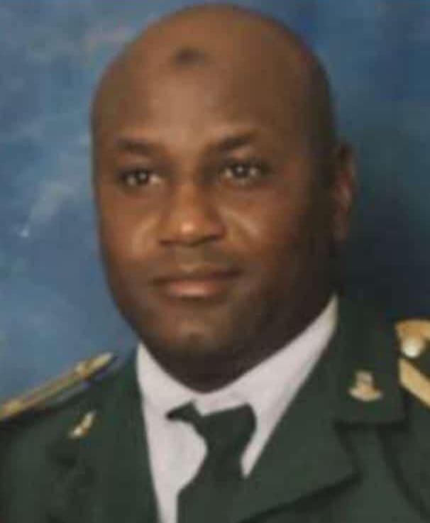 Brigadier General Abdulrahman Kuliya