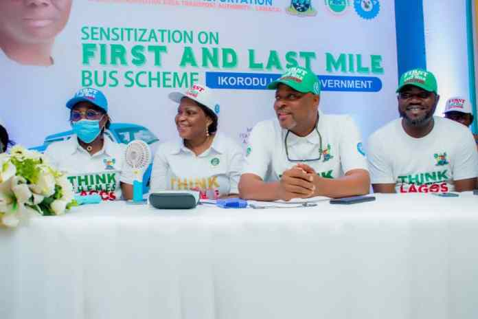 Lagos Launches First And Last Mile Bus Scheme To Replace Tricycles And Bikes (Okada)