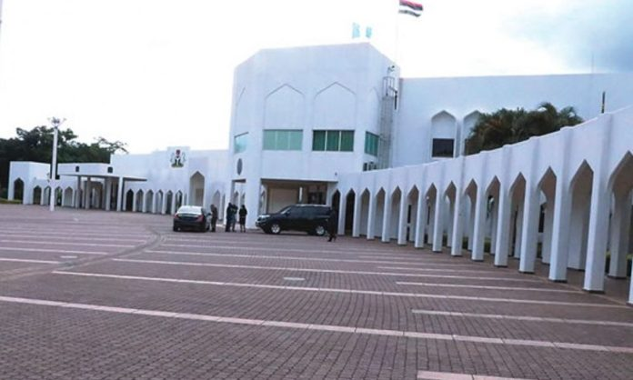 BREAKING: Presidency Reveals Another Robbery Attack In Presidential Villa