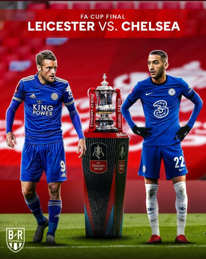 #CHELEI: Tuchel Names Chelsea Full Squad To Face Leicester City In #FACupFinal