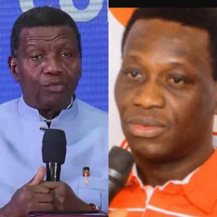At Last, Pastor Enoch Adeboye Speaks On Pastor Dare's Death
