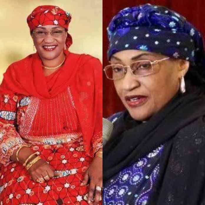 BREAKING: Former Senator, Aisha Al-Hassan Mama Taraba Is Dead