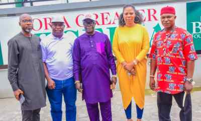 Igbo Group Throws Weight Behind Tinubu Ahead Of 2023 Presidential Election