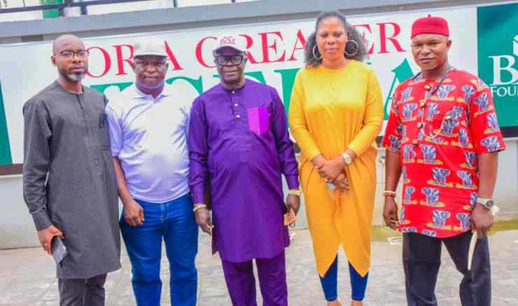 Igbo Group in Lagos Throws Weight Behind Tinubu Ahead Of 2023 Elections