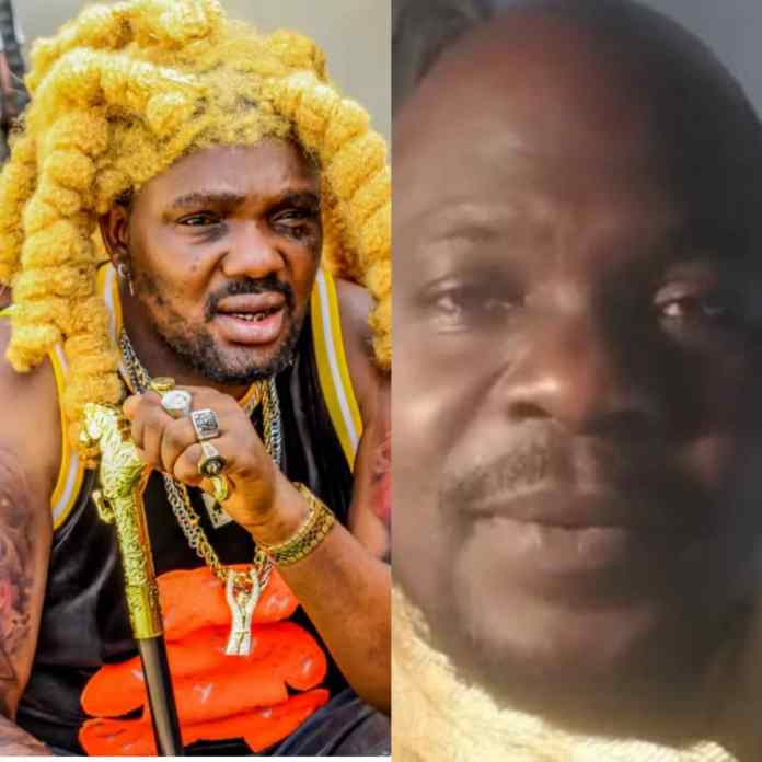 See How Yomi Fabiyi Reacted After Police Released Baba Ijesha