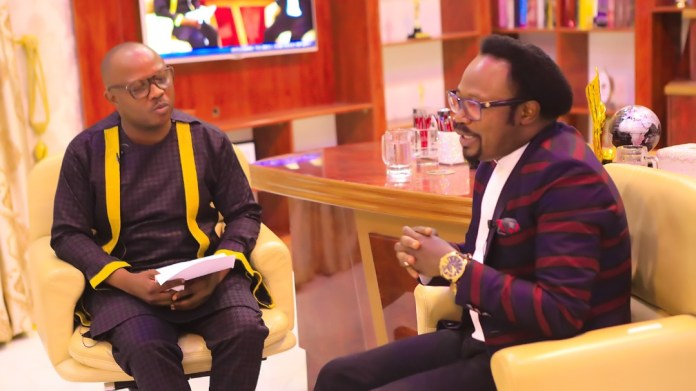 VIDEO: How I Survived Hard Times In My Ministry Two Years Ago – Prophet Joshua Iginla Reveals As He Celebrates Birthday