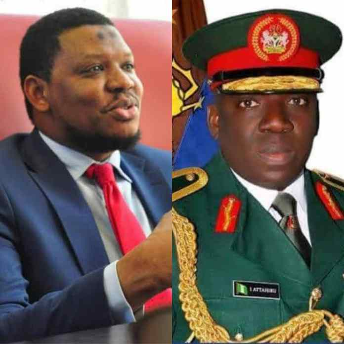 Adamu Garba Sent Strong Warning To Those Celebrating The Death Of Chief Of Army Staff