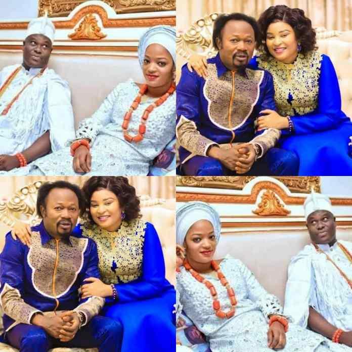 Ooni Oba Adeyeye Ogunwusi Eulogizes Prophet Joshua Iginla As He Celebrates Birthday