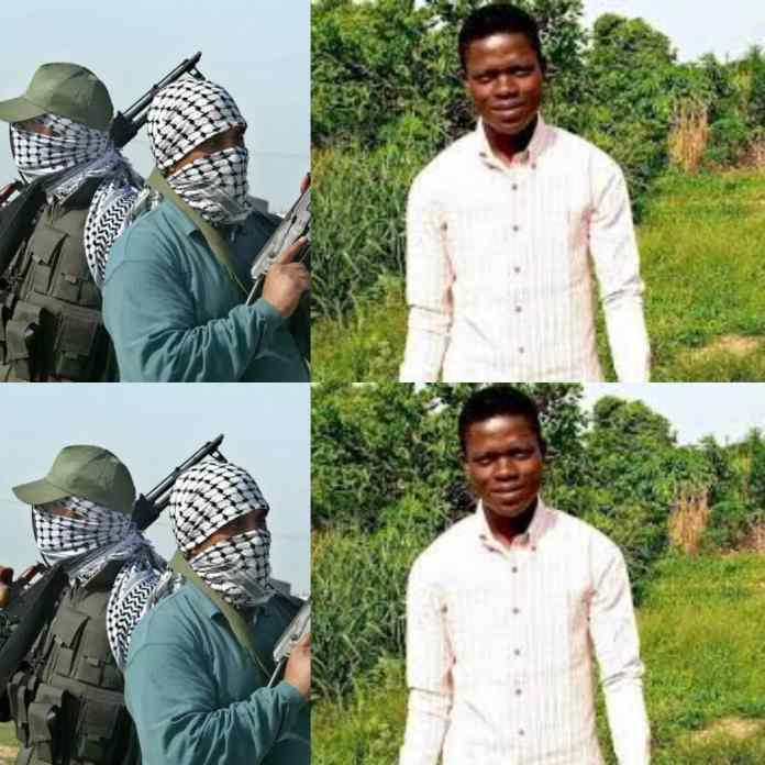 BREAKING: Kidnappers Release Abducted 400 Level FUNAAB Student [PHOTO]