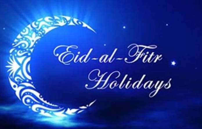BREAKING: FG Declares Wednesday And Thursday For #EidUlFitr Holidays