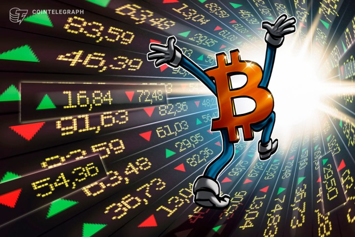 BREAKING: Excitement As #Bitcoin Price Moves Toward $40000