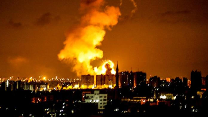 BREAKING: Isreal Launches Airstrikes on Gaza [DETAILS]