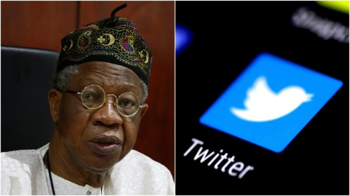 LAI MOHAMMED: Twitter Must Obtain NBC Licence And Pay Tax To Lift #TwitterBan In Nigeria