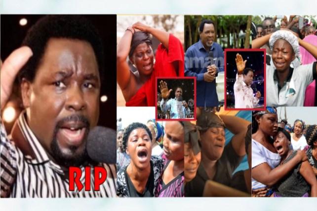 BREAKING: Prophet TB Joshua Burial Date Revealed