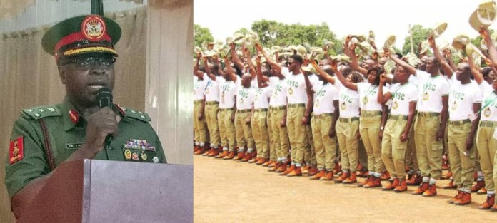 Reason Why Corps Members Can Be Mobilised For War - NYSC DG