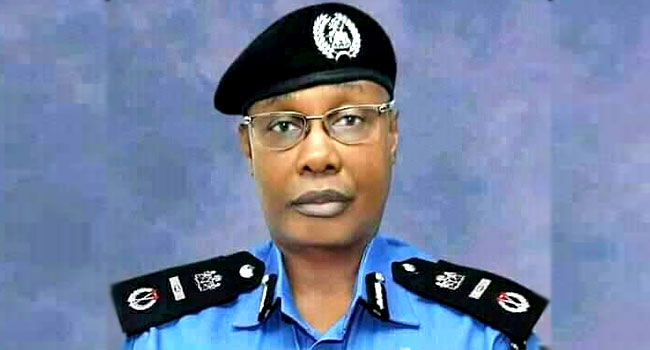 BREAKING: IGP Usman Alkali Baba Escapes Death In Lagos State