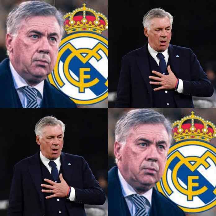 BREAKING: Real Madrid Re-Appoints Carlo Ancelotti After 2-Years