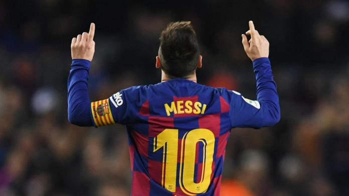 BREAKING: Lionel Messi Extends Stay At Barcelona Till 2026