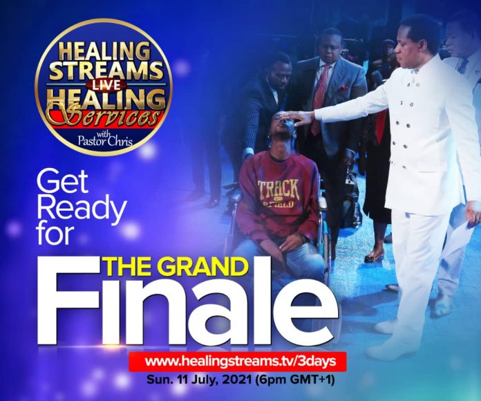 BREAKING: Billions Across The World Eagerly Await The Grand Finale Of Healing Streams Live Healing Services With Pastor Chris