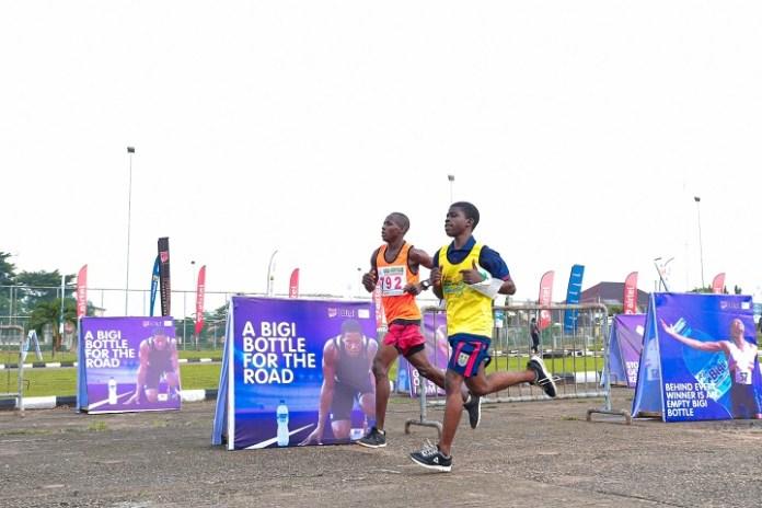 Adegunwa Commends Athletes At Rite Foods' Ijebu Marathon 2021