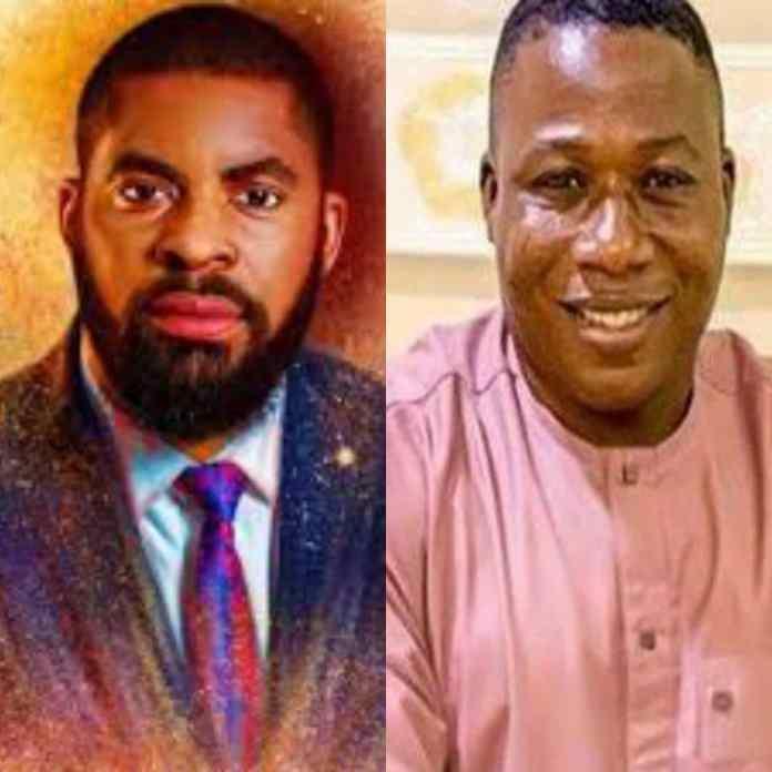 EXPOSED!! How Govt Planted Guns In Sunday Igboho's House - Says Deji Adeyanju